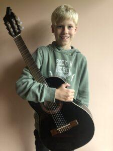 Gitarrenunterricht Rellingen